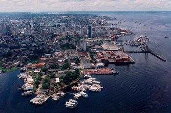 Autovuokraamo Manaus
