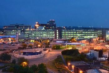 Bilutleie Manchester Lufthavn