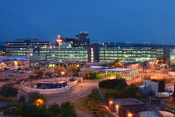 Alquiler de vehículos Manchester Aeropuerto