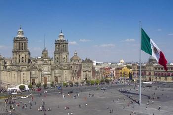Autopůjčovna Mexico City