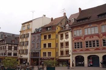 Autovuokraamo Mulhouse