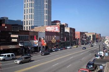 Noleggio auto Nashville