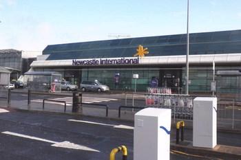 Bilutleie Newcastle Lufthavn