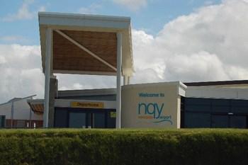 Car rental Newquay Airport