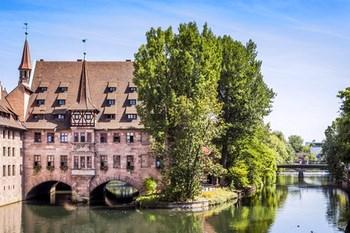 Bilutleie Nürnberg