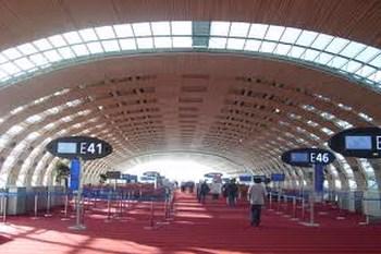 Billeje Paris Charles de Gaulle Lufthavn