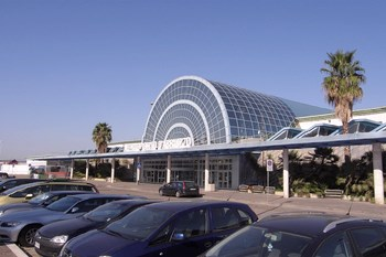Location de voitures Pescara Aéroport