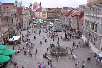 Autovuokraamo Poznań