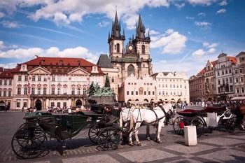 Biluthyrning Prag