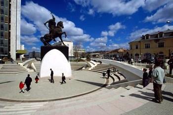 Bilutleie Priština