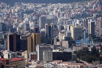 Biluthyrning Quito