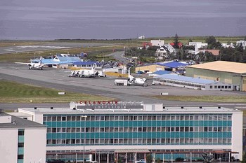 Wynajem samochodu Reykjavik Lotnisko
