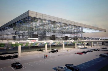 Biluthyrning Riga Flygplats