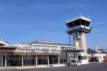 Autopůjčovna Rodez Letiště