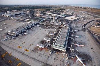 Bilutleie Roma Lufthavn