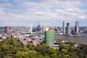 Alquiler de vehículos Rotterdam