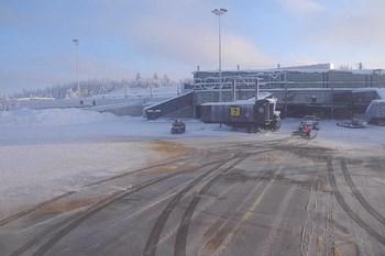 Alquiler de vehículos Rovaniemi Aeropuerto