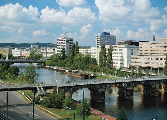 Autovuokraamo Saarbrücken