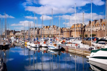 Biluthyrning Saint Malo