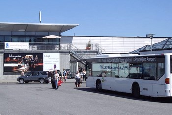 Bilutleie Sandefjord Lufthavn