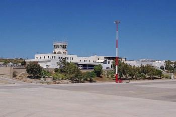 Alugar carros Santorini Aeroporto