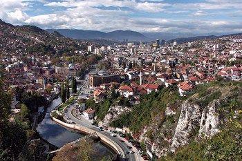 Alugar carros Sarajevo