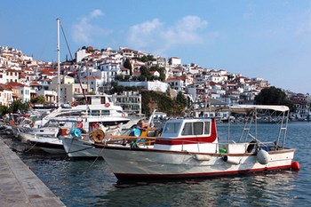 Car rental Skopelos