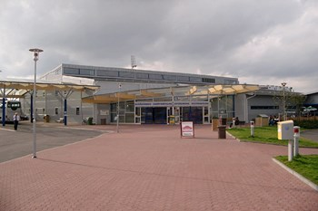 Autovuokraamo Tukholma Skavsta Lentokenttä