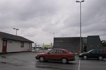 Location de voitures Stord Aéroport