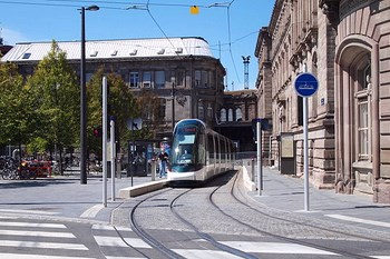 Autohuur Straatsburg
