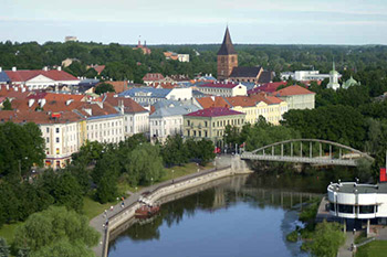 Noleggio auto Tartu