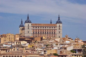 Autopůjčovna Toledo