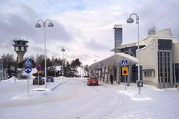 Car rental Vaasa Airport