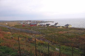 Autopůjčovna Vadsø