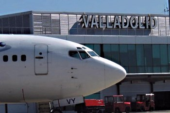 Car rental Valladolid Airport