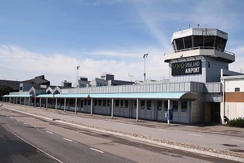 Billeje Växjö Lufthavn