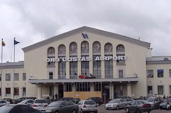 Autopůjčovna Vilnius Letiště