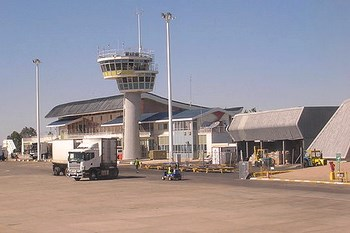 Location de voitures Windhoek Aéroport
