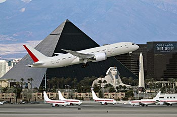 Bilutleie Las Vegas Lufthavn